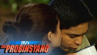 Download FPJ's Ang Probinsyano: Lena kisses Fernan 3Gp Mp4