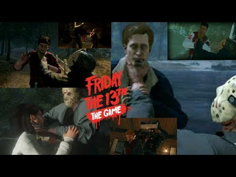 LIVE Friday the 13th: The Game (PS4) Jason is not done with you.