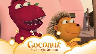 Coconut the little Dragon: Coconut Express S1 E23 | WikoKiko Kids TV