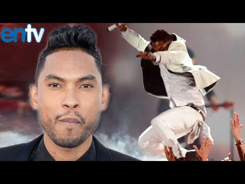 Fan Sues Miguel For Jumping On Her at Billboard Awards