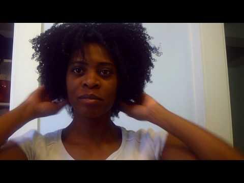 Define Natural 4a 4b Hair Eco Styler Turn Kinky Hair