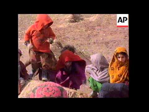 AFGHANISTAN: EARTHQUAKE VICTIMS IN REMOTE AREAS DESPERATE FOR AID