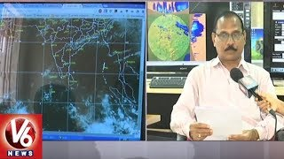 Face To Face With IMD Officer Raja Rao Over Rains In Telangana | Weather Report