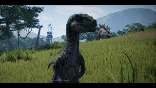 En directo! Transportando al velociraptor enfadado! Jurassic World: Evolution | BraxXter