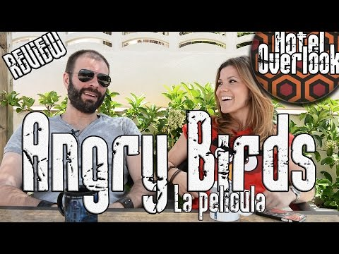ANGRY BIRDS: REVIEW Clay Kaytis Y Fergal Reilly