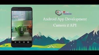 Android Studio Tutorial - Camera 2 API FULL