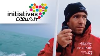 Initiatives-Coeur sur la Route du Rhum 2014