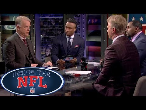 Week 17 Game Picks with Special Host Brandon Marshall | Inside the NFL
