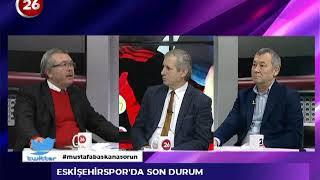 Spor 26 | Mustafa Akgören Eskişehirspor Başkanı