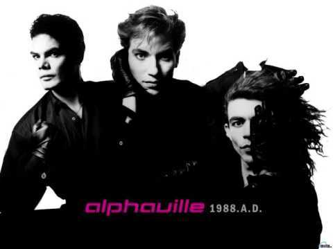 Alphaville - She Fades Away