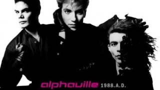 Watch Alphaville She Fades Away video