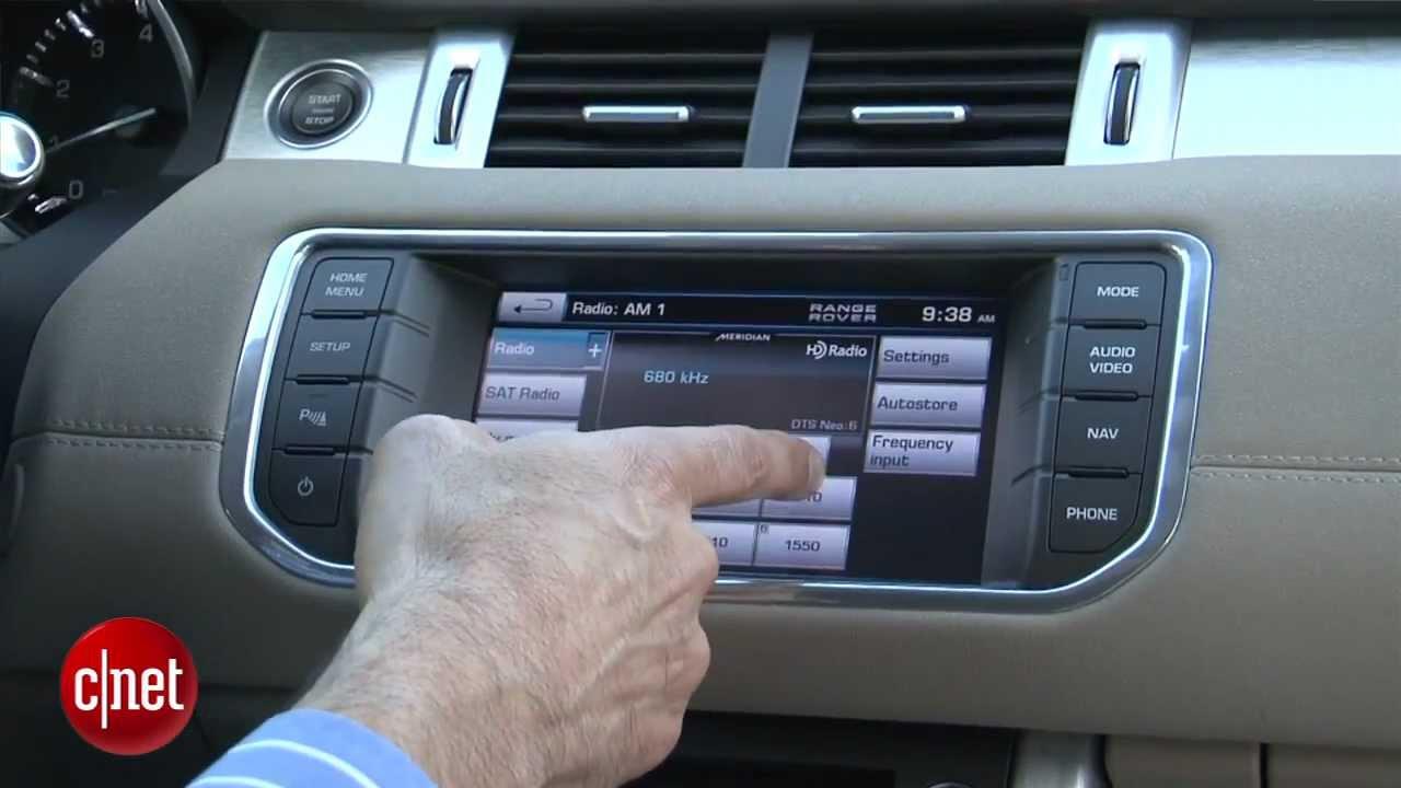 2012 Range Rover Evoque Youtube