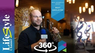VR360 SBBC Awards Best Employer 2018 on LifeStyle Channel