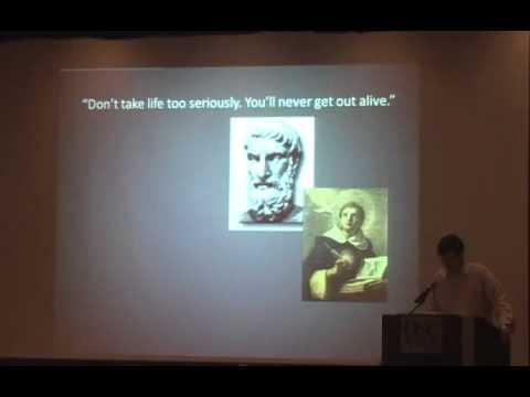 Dalton State College Last Lecture Series- Dr. Kris Barton