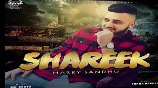 Shareek FULL SONG Harry Sandhu I Latest Punjabi So