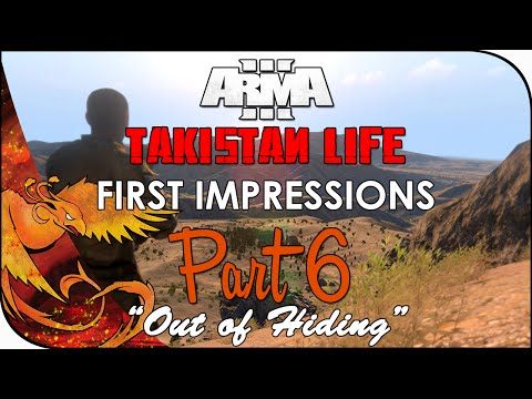 Arma 3: Takistan Life │ First Impressions │ Part 6 │