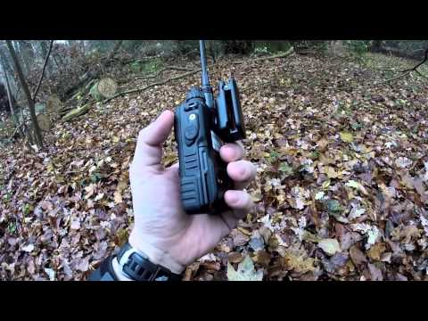 Yaesu VX-7R Submersible Handheld Radio Review (GoPro Hero 3+)