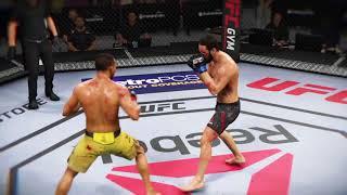 EA SPORTS UFC 3 Knockouts John Dodson