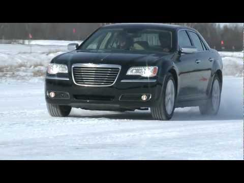 Chrysler Group Tests its AWD system in Houghton, Michigan