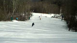 Black Diamond @ Wintergreen Resort in Virginia