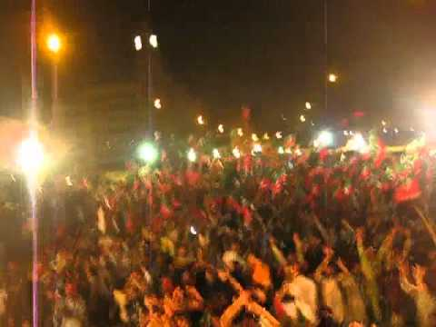 PTI songs - Hum Aik Hain - PTI Official Song -  Karachi Dharna
