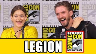 Legion Comic Con Panel Season 2 News Highlights