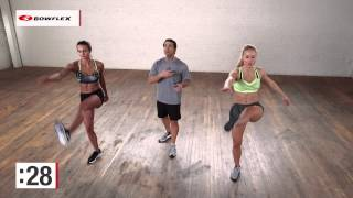 3 Minute Standing Ab Workout - Work Your Abs without Going to the Floor