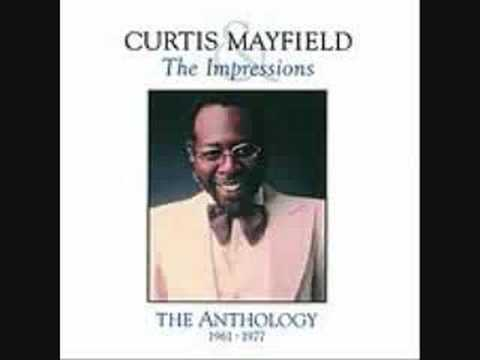 Never Let Me Go - Curtis Mayfield