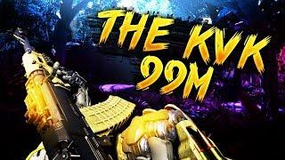 BO3 SND - The KVK 99m - The New AN94!