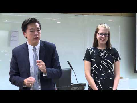 HSBC / HKU Asia Pacific Business Case Competition 2015 Round 3C2 University of Auckland