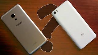 Meizu PRO 6 или Xiaomi Mi5? -- ЧТО ВЫБРАТЬ? СРАВНЕНИЕ