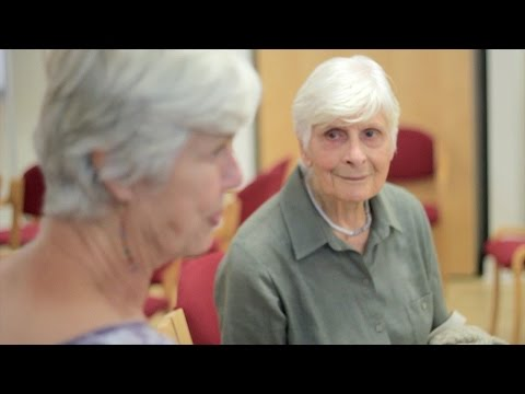 Research to improve the immune system of older people