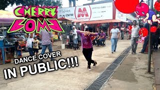 IN PUBLIC NCT 127 127 Cherry Bomb Dance Cover by Frost