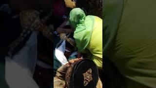 Kanjeng Ratu Laut Kidul marah di Pantai Parangkusumo