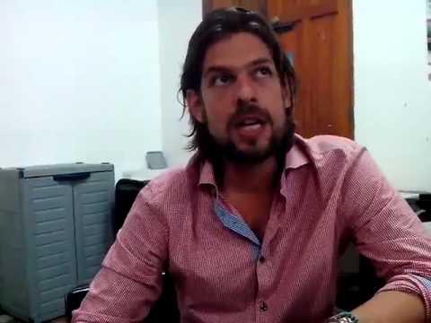 Carlos Iglesias, Gerente de Proyectos Turísticos habla de la llegada de los cruceros a #SantaMarta