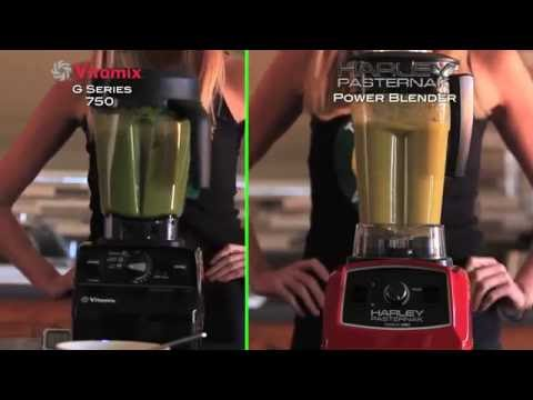Harley Pasternak Power Blender - An affordable Solution for a quality blend. Harley Blender