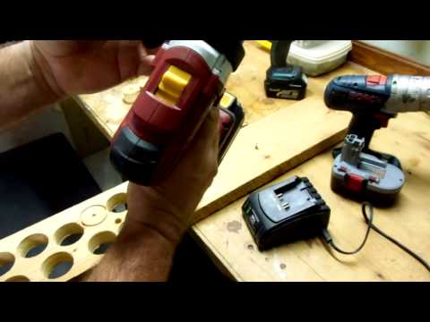 Harbor Freight 18 Volt Cordless 1/2