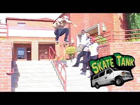 "Shake Junt's ""Skate Tank"" Part 2 of 3"