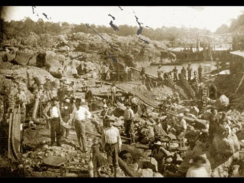 Creepy Places Global: The California Gold Rush