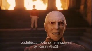 Vücudu Beynine Temas Etmeyen Adam ft. Lord Voldemort (Brain Burning Man ft Lord Voldemort)
