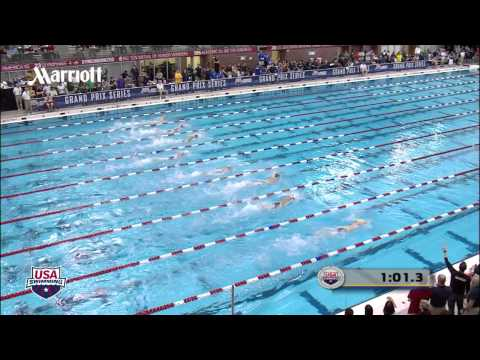 Men's 200m Freestyle C Final   2012 Columbous Grand Prix