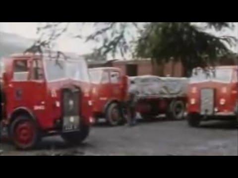 2/4 Transport Film 1959 ERF Foden Morris J Leyland BRS