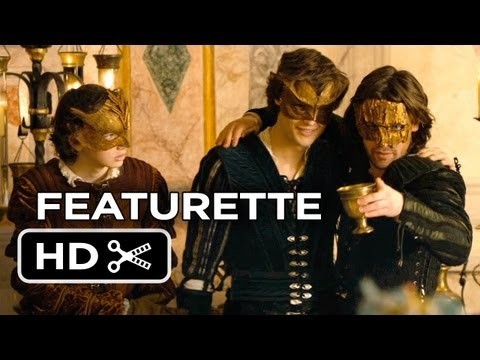 Romeo And Juliet Featurette – Men Of Verona (2013) – Hailee Steinfeld Movie HD