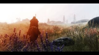 Beauty of Skyrim | Evok and Friend