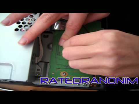 Tutorial | Instalar antena WiFi en una PS3 FAT