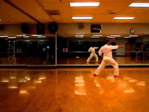 Shotokan Karate Kata - Heian Shodan #2 video