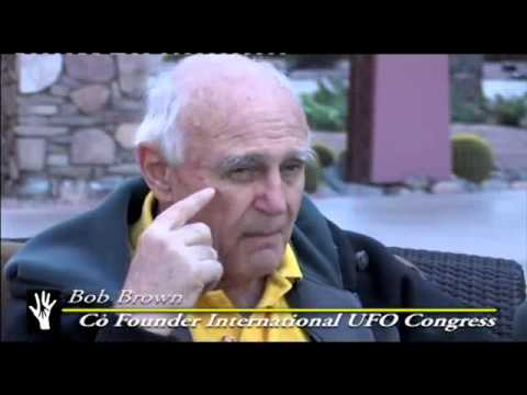 Billy Meier UFO case in USA: Bob Brown, co-founder of IUFOC