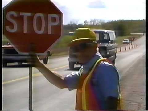 Work Zone Safety - Part 1 - Introduction