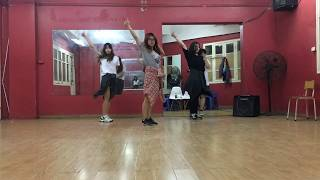 ST.319 - BBOOM BBOOM (MOMOLAND) - DANCE COVER PRATICE BY Yul, Harper, Alex