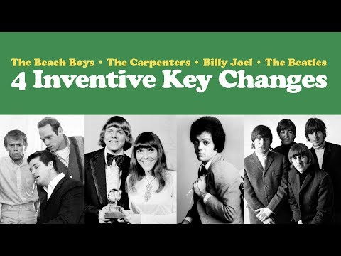 4 Inventive Key Changes in Pop Music